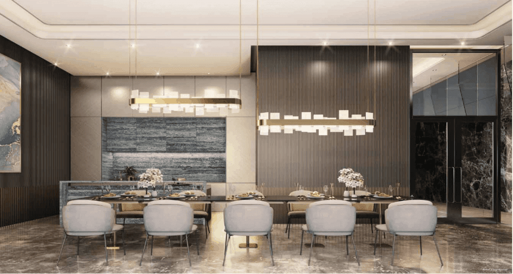Leedon Green Grand Dining Room