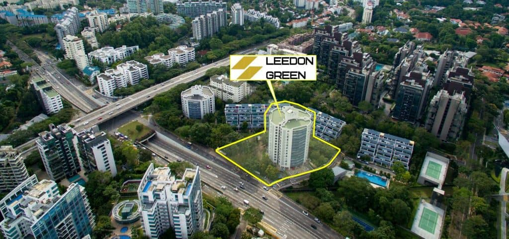Leedon Green Condominium