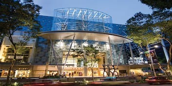 Paragon Shopping Center