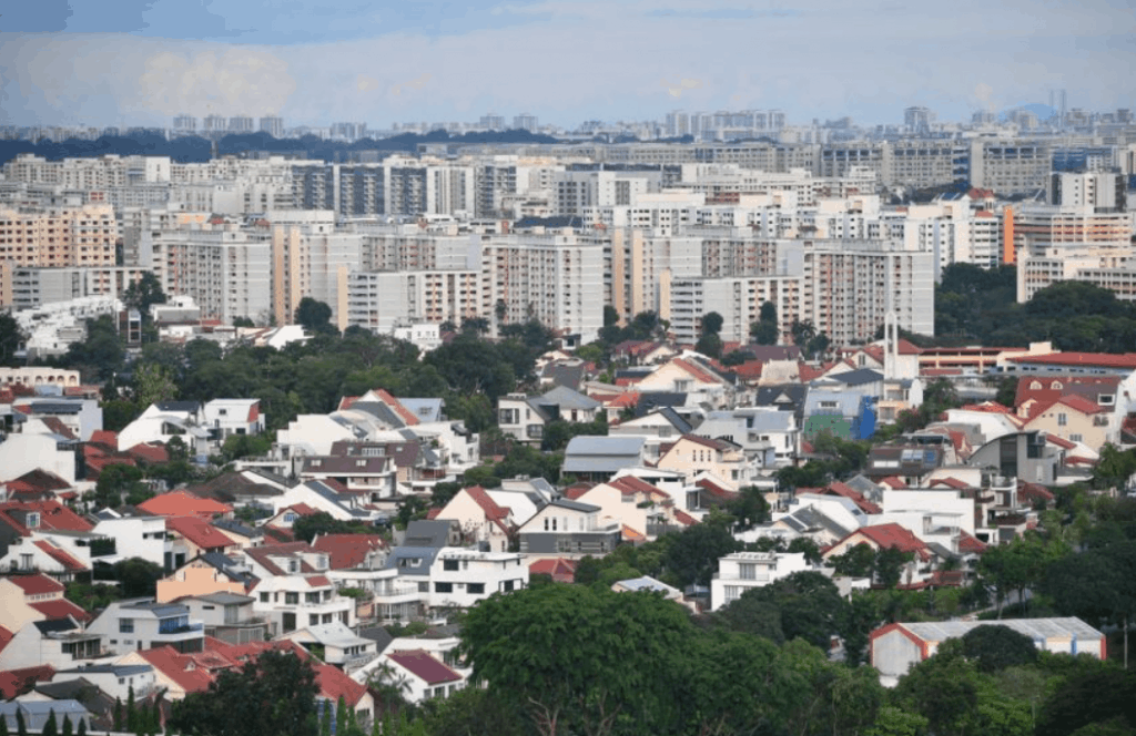 Singapore private home price growth slows